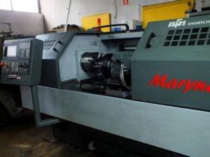 Obrabiarka do toczenia metali CNC o średnicy do 300mm i długości do 950mm