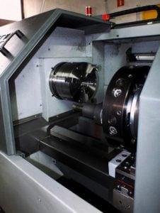Obrabiarka do toczenia metali CNC